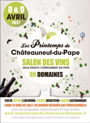 Der 8. Frühling von Châteauneuf-du-Pape