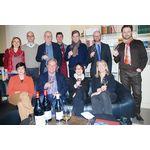 Sechs kanadische Journalisten auf Entdeckungsreise der Weine von Châteauneuf-du-Pape