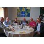 Der ehemalige US-Botschafter Fan der Weine von Châteauneuf-du-Pape