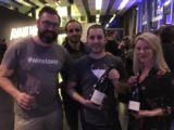 Verkostung im MuCEM der Weine von Châteauneuf-du-Pape aus biologischem und biodynamischem Anbau