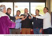 Spanien, Weltmeister der Weinverkostung