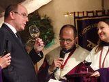 Erfolgreiche Prüfung des Übergangs des Fürsten von Monaco