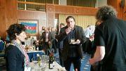 Châteauneuf-du-Pape war auf dem IWSP präsent, der Internationalen Weinmesse in Prag
