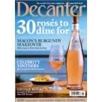 DECANTER - Août 2017