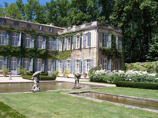 Sorgues - Château de Brantes